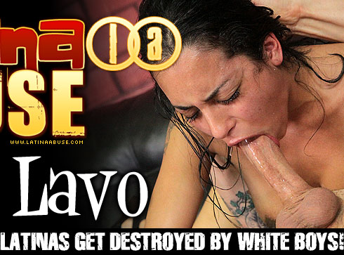 Evey Lavo Degraded on Latina Abuse
